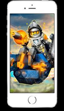 UHD LEGO NEXO Knight Wallpaper 4K Ultra HD Quality screenshot 3