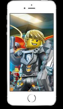 UHD LEGO NEXO Knight Wallpaper 4K Ultra HD Quality screenshot 9