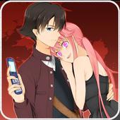 Yuno Gasai Anime Girl Wallpapers HD icon