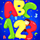 english alphabet for kids icon