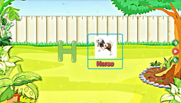 english alphabet for kids screenshot 4