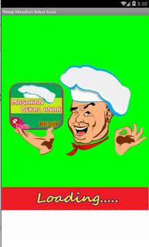 Resep Masakan Untuk Bekal Anak poster