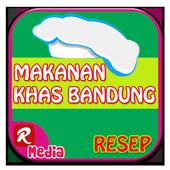 123 Resep Makanan Khas Bandung icon