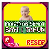 Resep Makanan Sehat Bayi 1 Thn icon