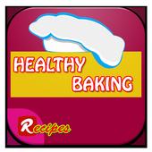 Recipes Healthy Baking icon