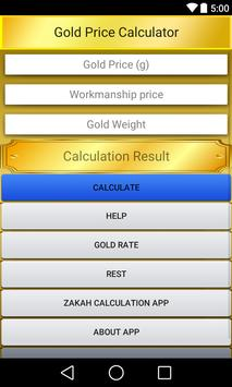Gold calculator gold price app download app store | ios apps.