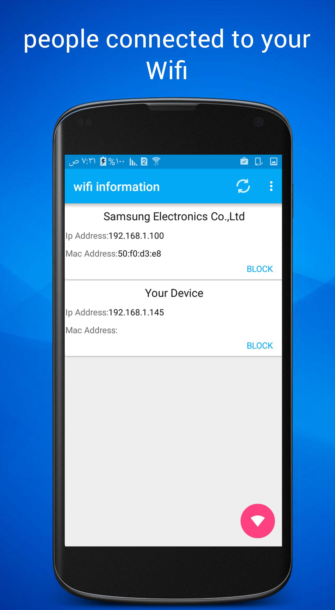 Wifi information for Android - APK Download