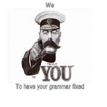 The Grammar Police apk screenshot