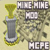 MOD Mine Mine for Minecraft icon