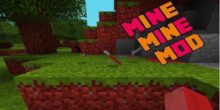 MOD Mine Mine for Minecraft apk screenshot