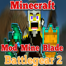 Mod  Mine  Blade: Battlegear 2 for Minecraft APK