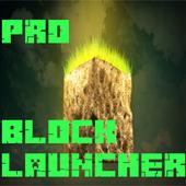 Icona PRO Blocklauncher Minecraft PE