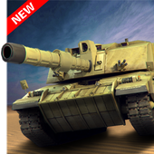 Extreme Tank World Battle Real War Machines Attack icon