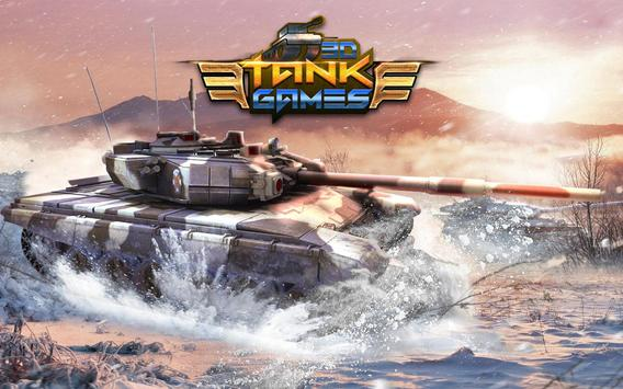 Extreme Tank World Battle Real War Machines Attack poster