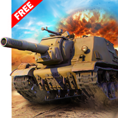 Heavy Army War Tank Driving Simulator : Battle 3D icon