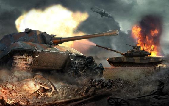 Heavy Army War Tank Driving Simulator : Battle 3D screenshot 16