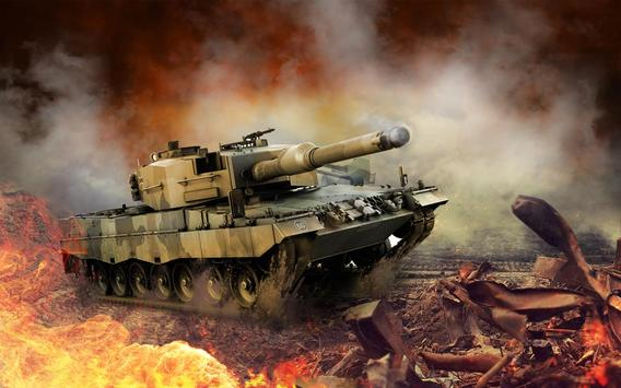 Heavy Army War Tank Driving Simulator : Battle 3D screenshot 18