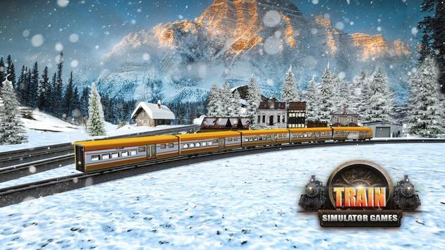 Impossible Indian Train Driving Game Sky City Sim apk screenshot
