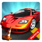 Car Games : Parking icon