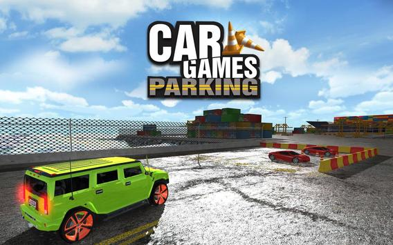 Car Games : Parking screenshot 4