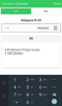 Cendral Currency Converter apk screenshot