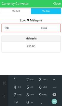 Cendral Money Exchange apk screenshot
