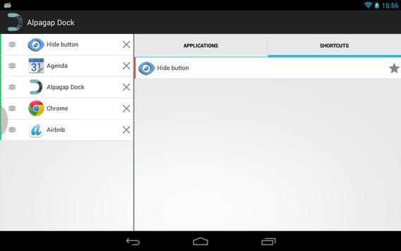 Alpagap Dock screenshot 6