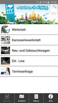 Autohaus Heiss screenshot 1