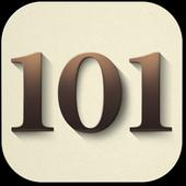 101 Okey HD icon