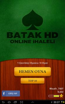 Batak HD Pro Online apk screenshot