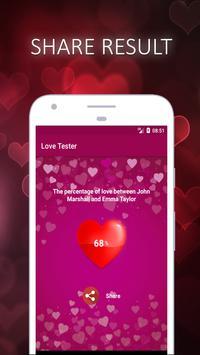 Love Test Calculator screenshot 2