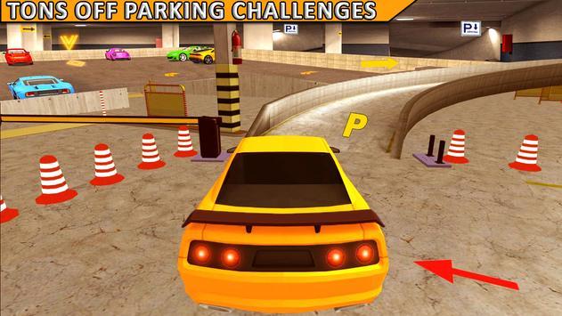 Multi Level Car Parking Simulator 3D screenshot 11
