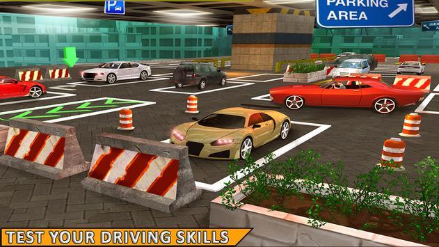 Multi Level Car Parking Simulator 3D screenshot 4