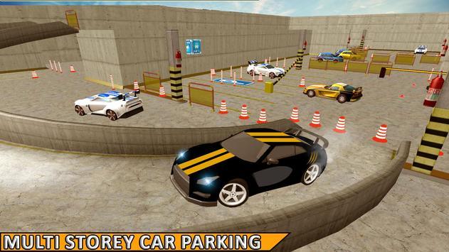 Multi Level Car Parking Simulator 3D screenshot 8