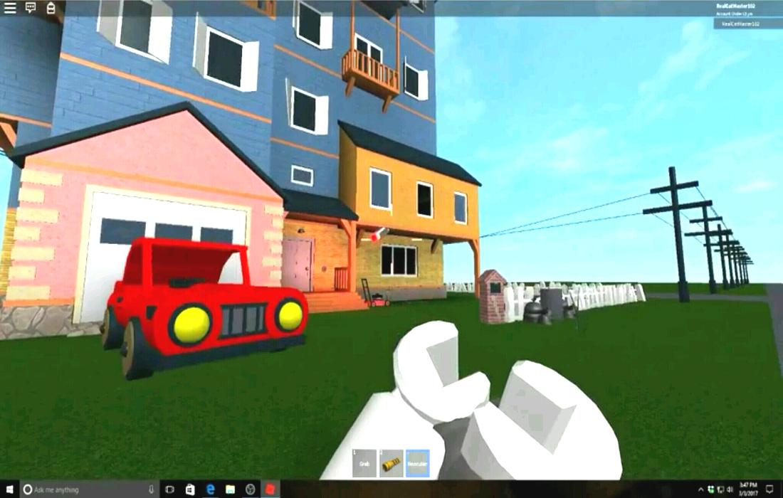 Guide Roblox Hello Neighbor for Android - APK Download