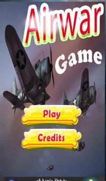 AirWar Battle Game poster