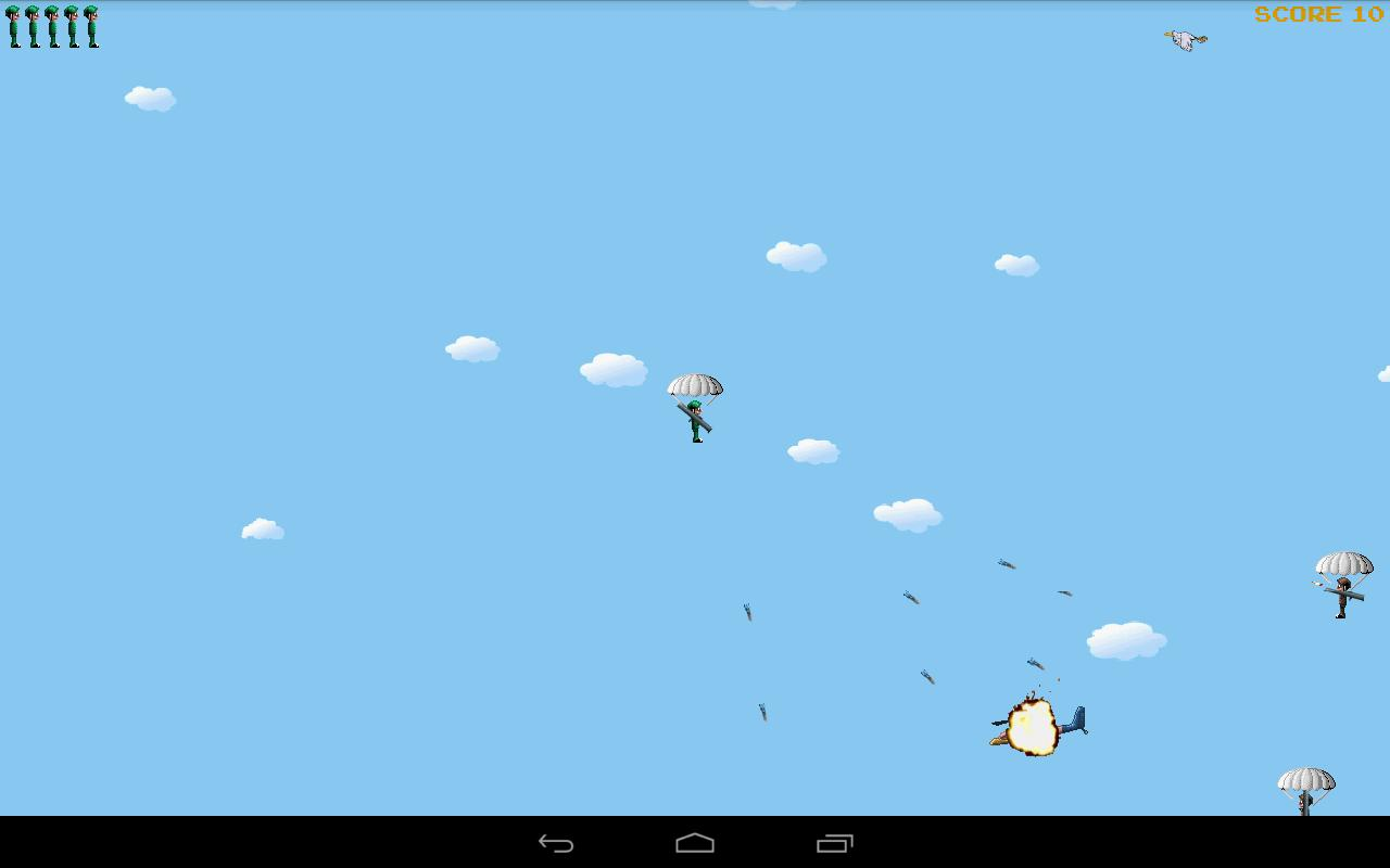 Air Attack Shooting Game for Android - APK Download