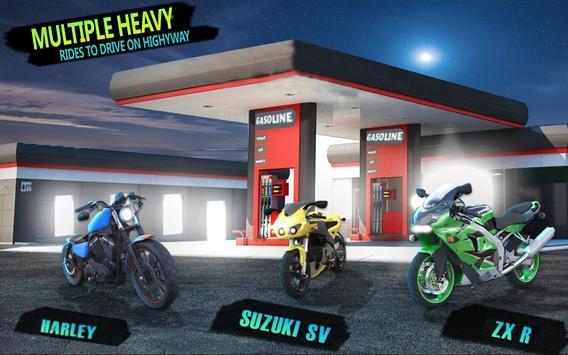 Superhero Stunts Bike Racing Games screenshot 4