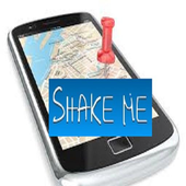 Shaker geo icon