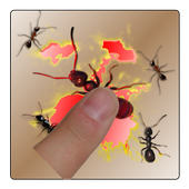 Smash Ants And Cockroaches icon