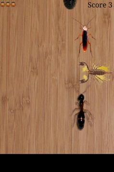 Smash Ants And Cockroaches apk screenshot