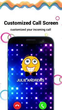Caller Theme Screen - Color Phone, Call Flash screenshot 3