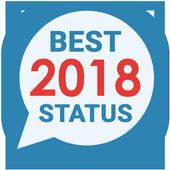 Best 2018 Status icon