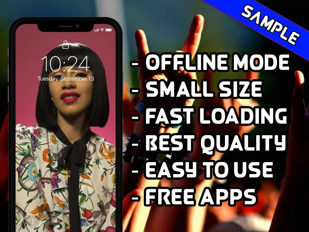 Cardi B Wallpaper For Android Apk Download