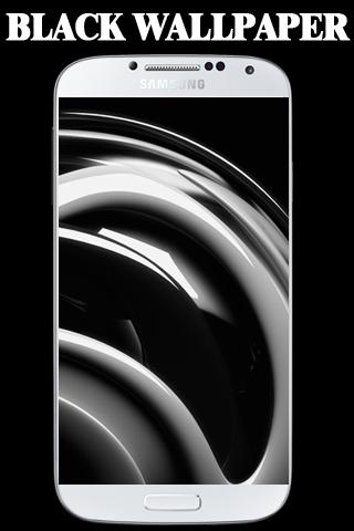 Abstract Black Wallpaper Hd 4k Background For Android Apk