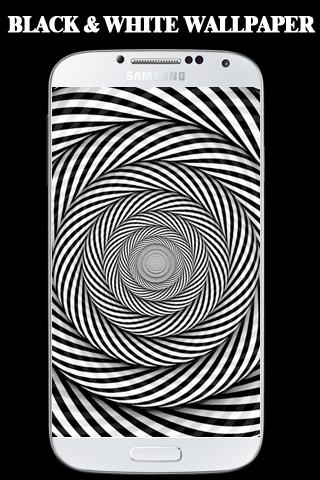 Abstract Black And White Wallpaper Hd 4k For Android Apk