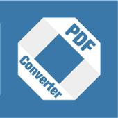 All File PDF Converter (doc xls txt word png jpg ) icon
