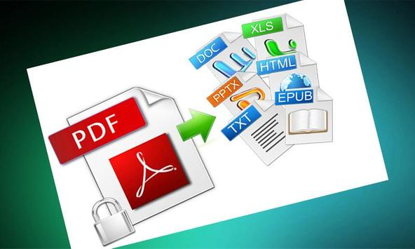 All File PDF Converter (doc xls txt word png jpg ) screenshot 3