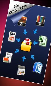 All File PDF Converter (doc xls txt word png jpg ) screenshot 2