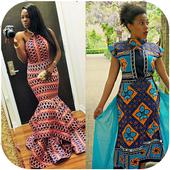 Latest African Fashion Dress Design icon